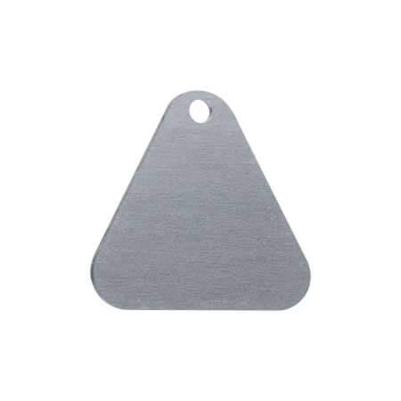 Medaglietta-Incisa-Basic-Triangolo-Argento-Opaco