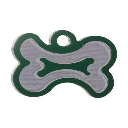Medaglietta-Incisa-Luxury-Osso-Stilizzato-Verde-Lucido
