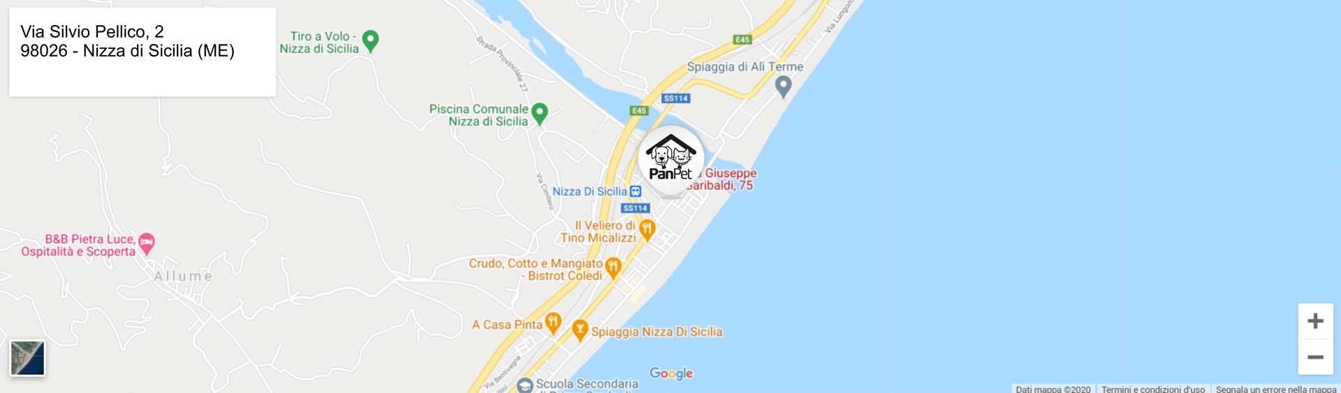 Contatti-mappa-PANPET