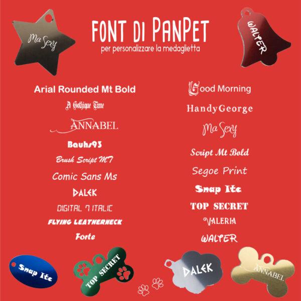 Font-PanPet